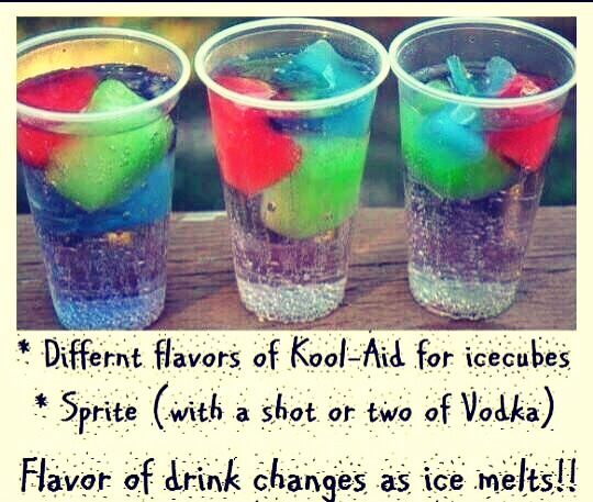Changing Flavoured Drinks - SUMMER MUST!