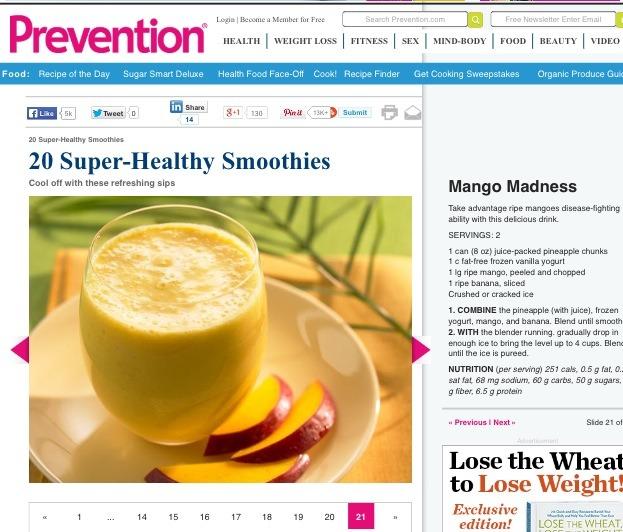 20 Super-Healthy Smoothies 😀 | Trusper