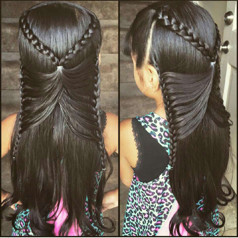 Butterfly Braid Trusper