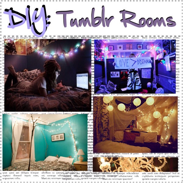 DIY Tumblr Room😍❤️🙈😈 (Please Like Before You Save! Thanks!!)