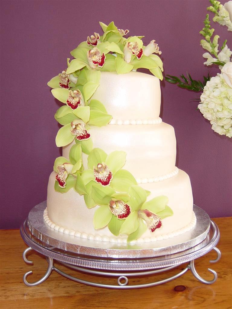 Eclair Wedding Cakes