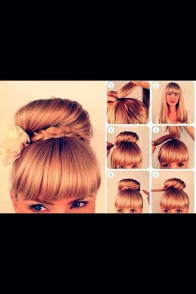 Cute And Simple Step By Step Lazy Girl Hair Styles! #holidayhair