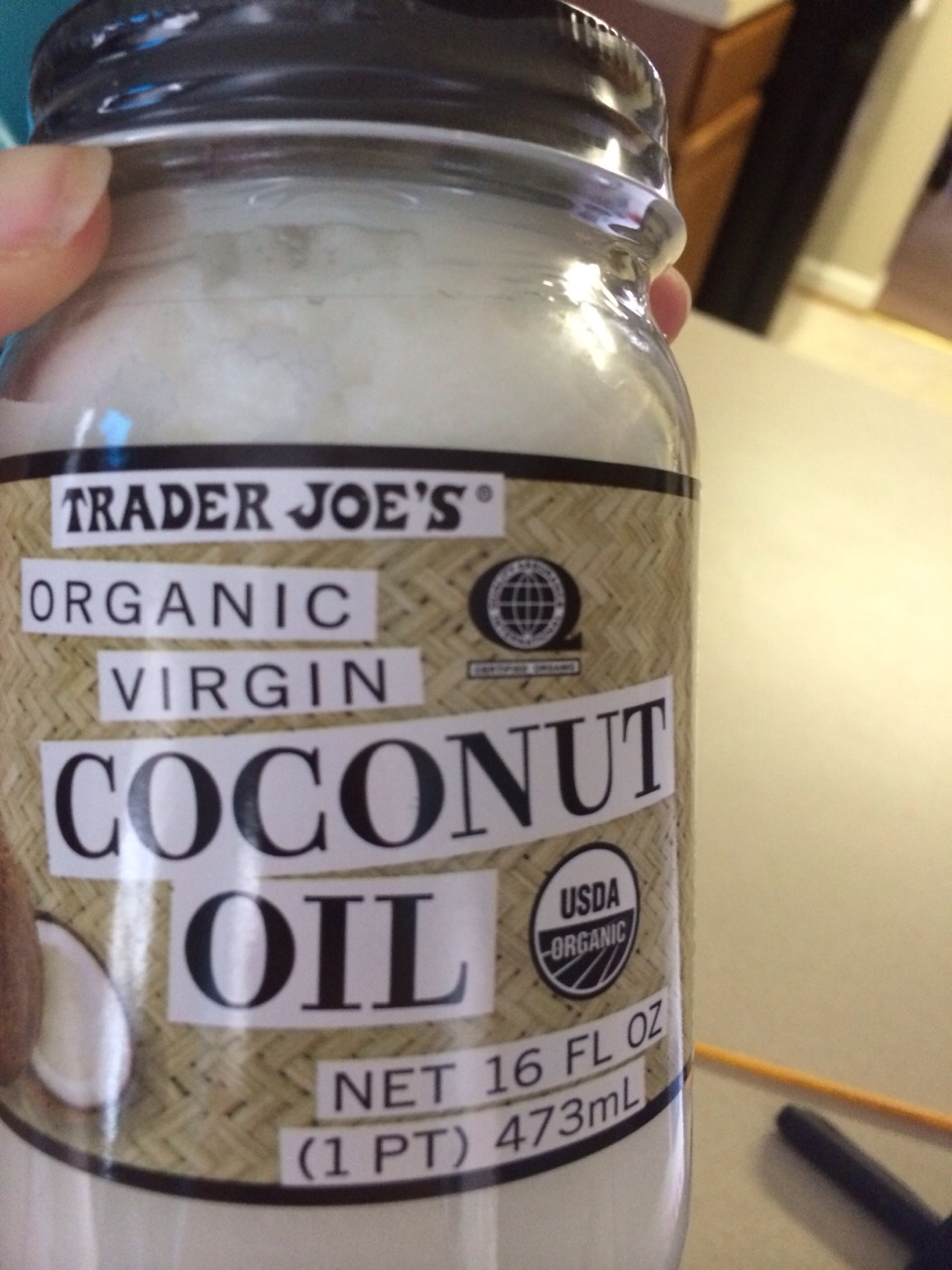 Natural Head Lice Treatment With Coconut Oil And Apple