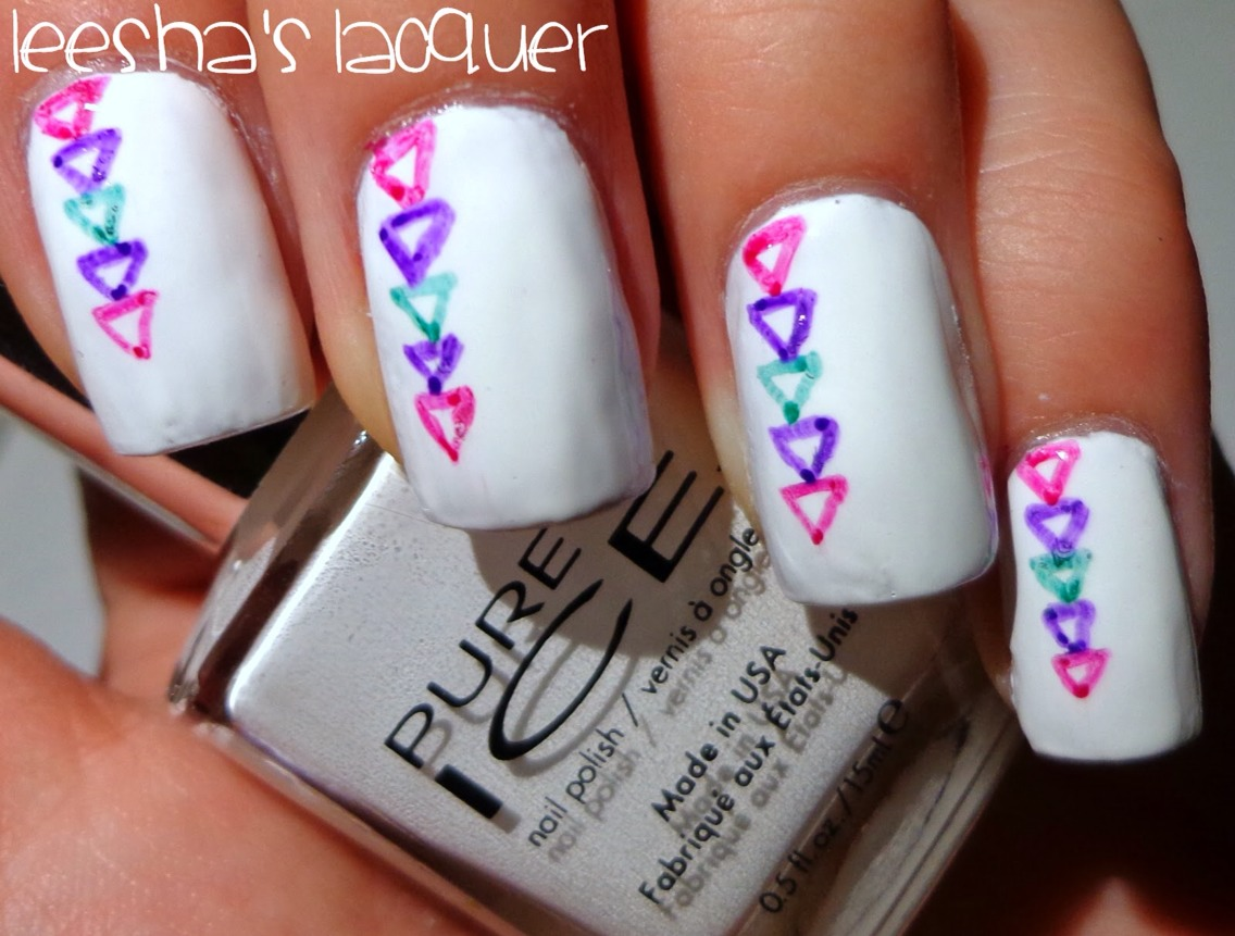 Sharpie Nail Art  Trusper