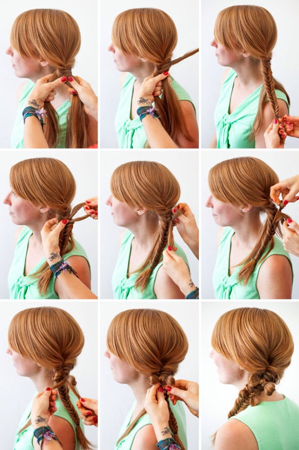 Easy lazy girl hairstyles trusper