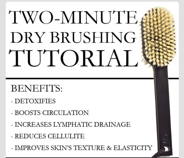 2-Minute Dry Brushing Tutorial ?