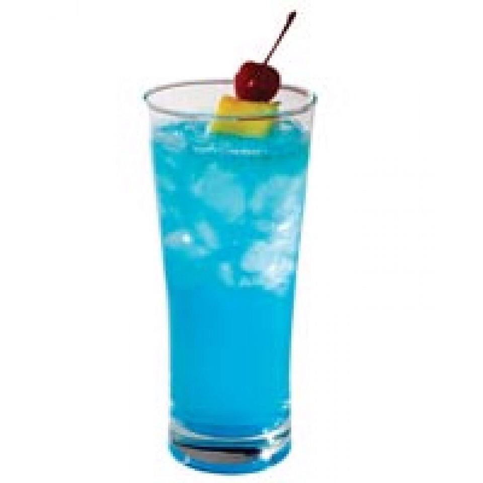 Blue Hawaiian Drink Recipe