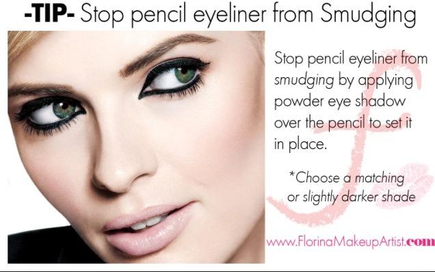 how to avoid raccoon eyes from eyeliner