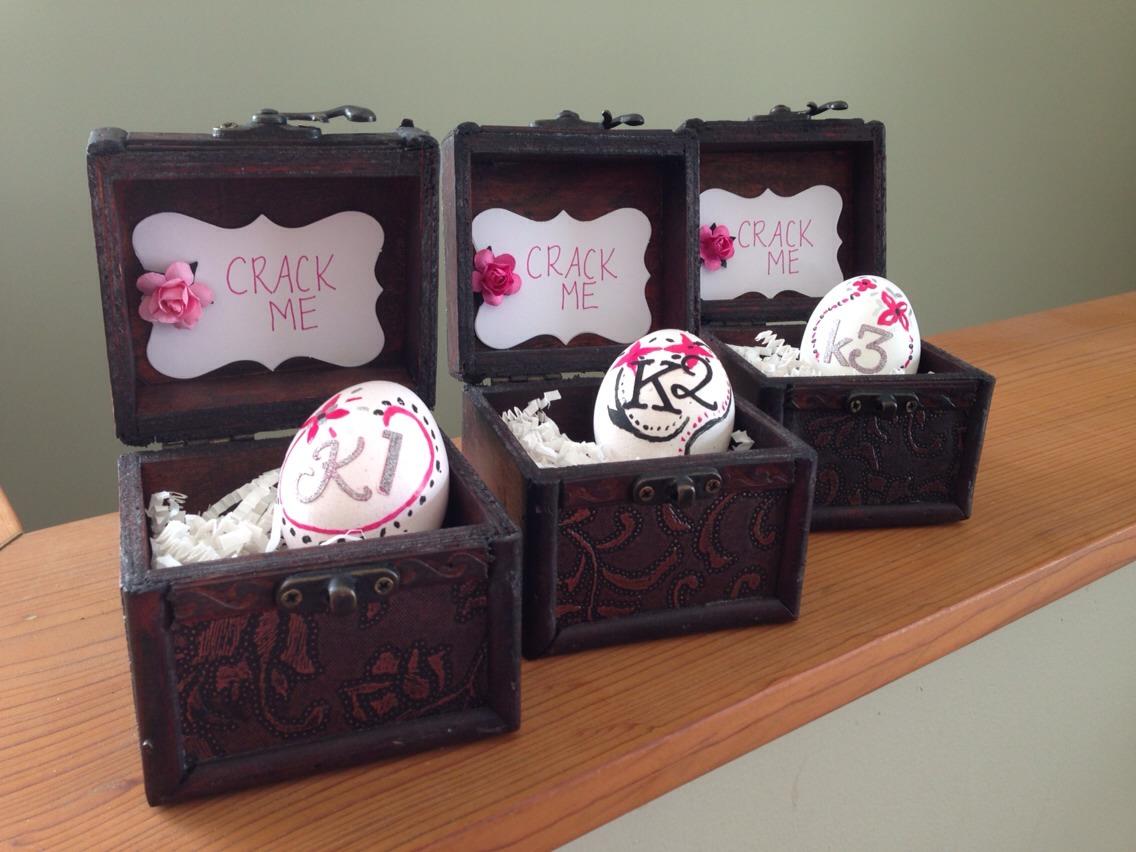 Cute DIY Way To Ask Your Bridesmaids