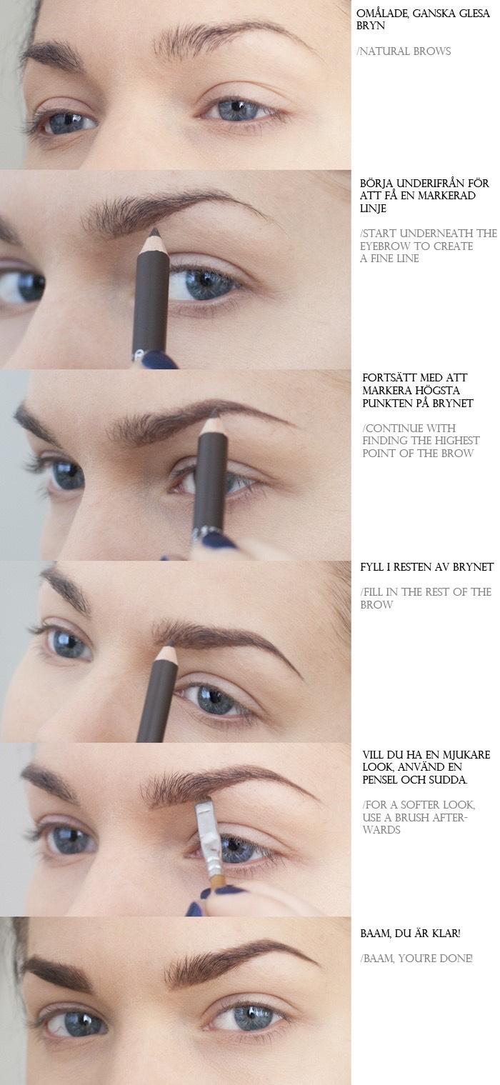 Get Your Eyebrows On Fleek ?????eyebrow Kit ...All You ...