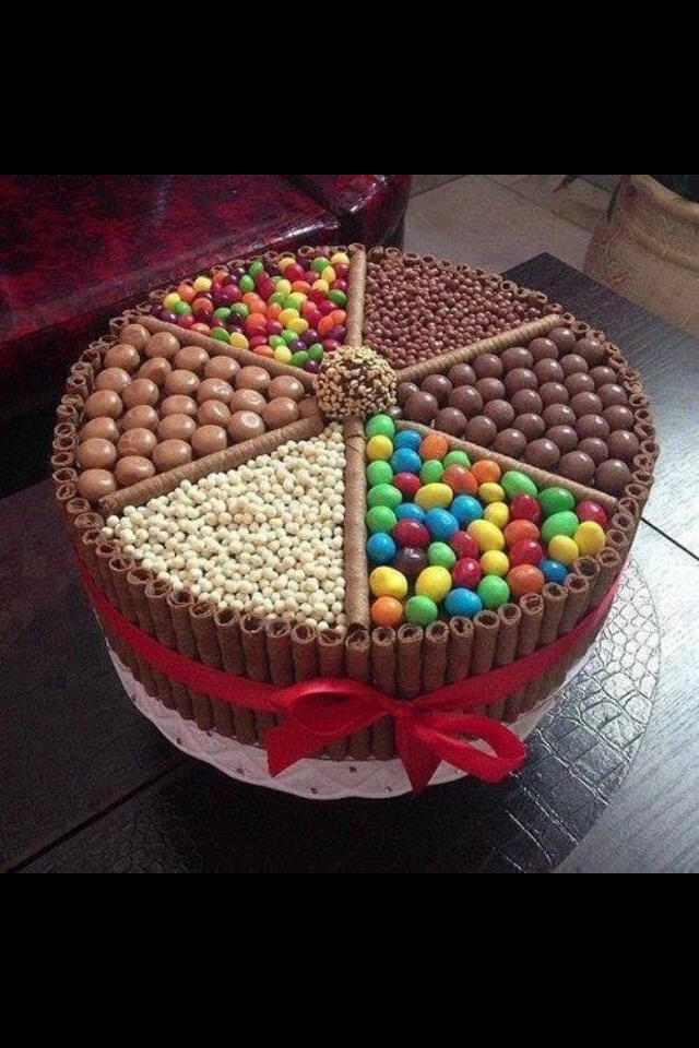 Try This With The Next Cake U Make Looks Yummy ..... Trusper