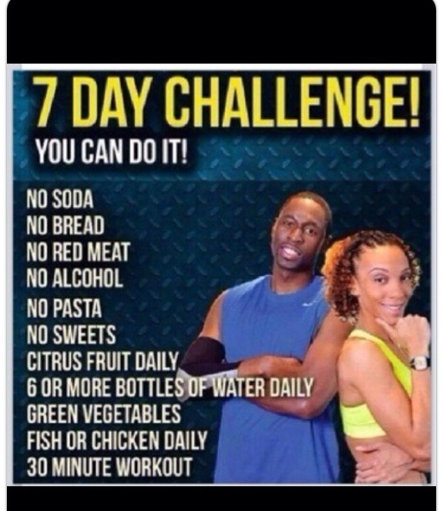 The 7 Day Challenge For That Flat Stomach Youve Always