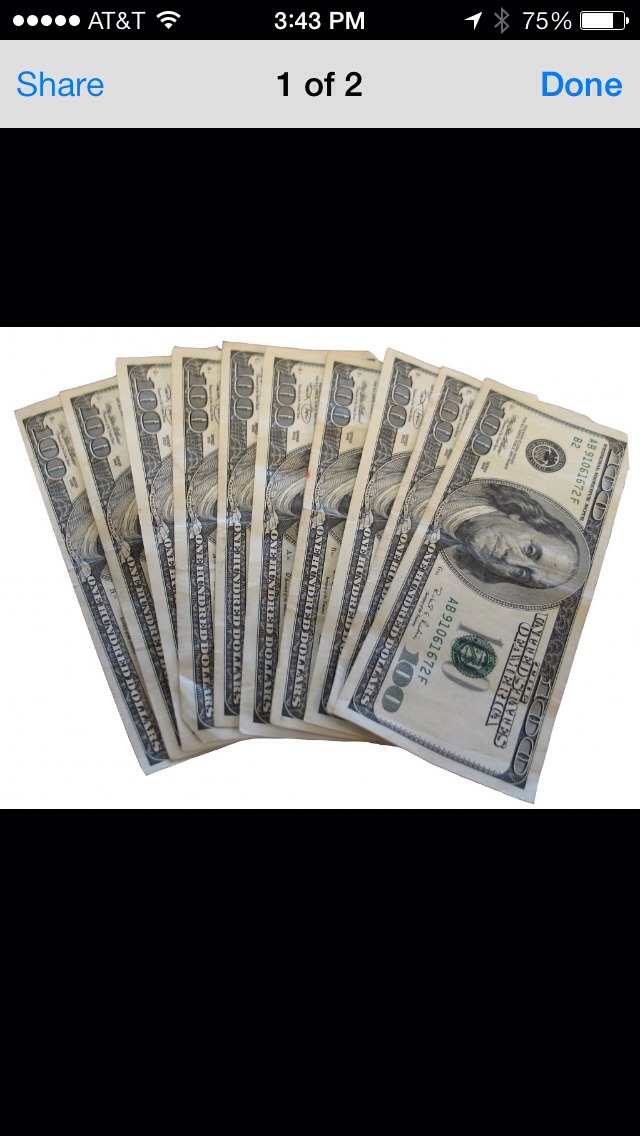 how to make fast money in one day