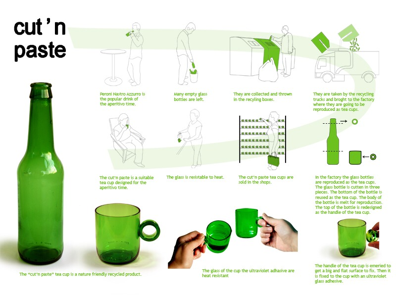 Turn glass bottles into cups and use them as amazing decor for How to cut glass with string and fire