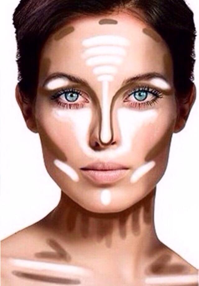 💄 Makeup Hacks You NEED To Know - Contouring - Eyeliner - Eyeshadow - Concealer 💋
