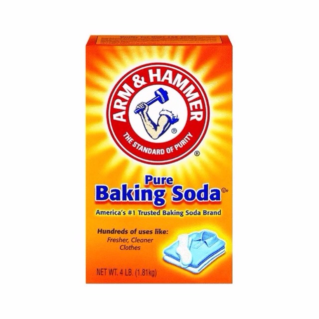 Baking Soda Is A Good Thing To Wash Your Face With!!! Mix Baking Soda With A Teaspoon Of Salt!
