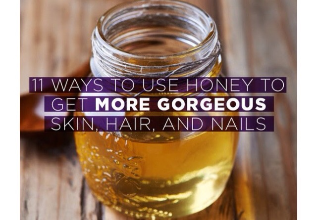 ✨11 Ways To Use Honey To Get More Gorgeous Skin, Hair And Nails✨