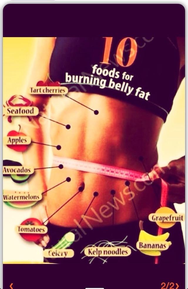10 Foods For Burning Belly Fat   Trusper