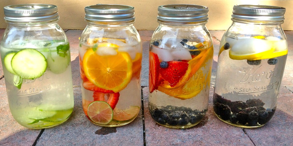 Why Drink Infused Water?