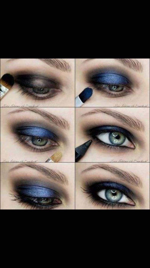 Wonderful Eye Makeup Tutorials You Need To Copy: Some Wonderful DIY Eye Makeup