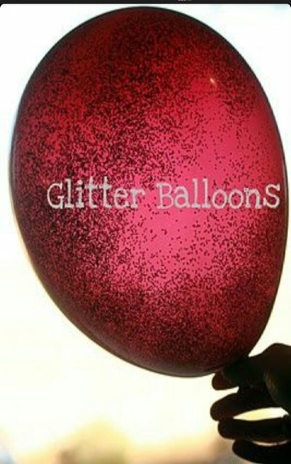 Glitter Balloons!!!