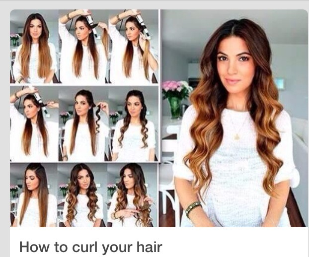 How To Curl Your Hair Fast Trusper