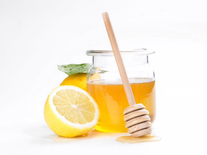 Hot Water With Lemon And Honey Helps To Get Rid Of Flue.