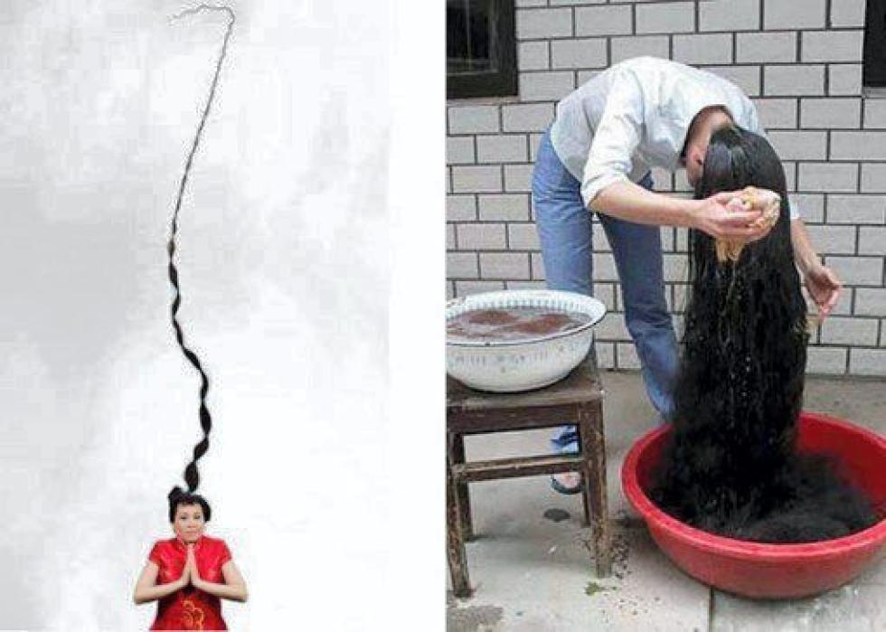 Xie Qiuping to Xie Qiuping  China  at