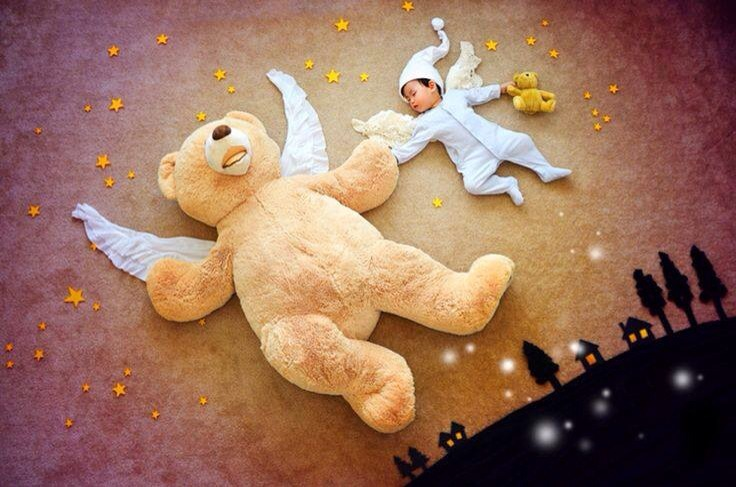 Talented Mothers Turned Their Sleeping Babies Into Creative Art Work