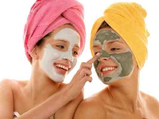 Top 3 DIY Homemade Acne Face Masks🎀