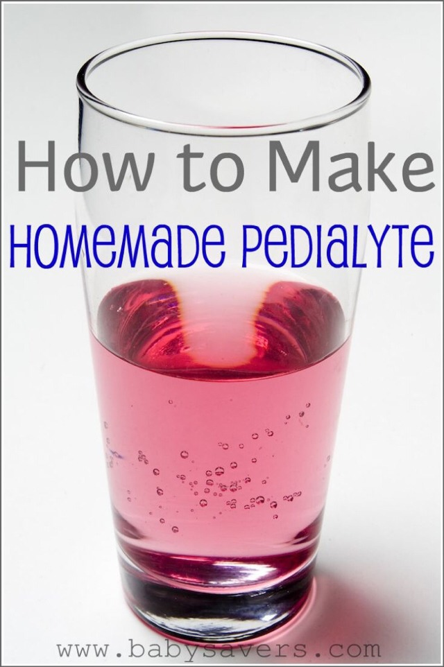 💢💥HOW TO MAKE A HOMEMADE PEDIALYTE💥💢