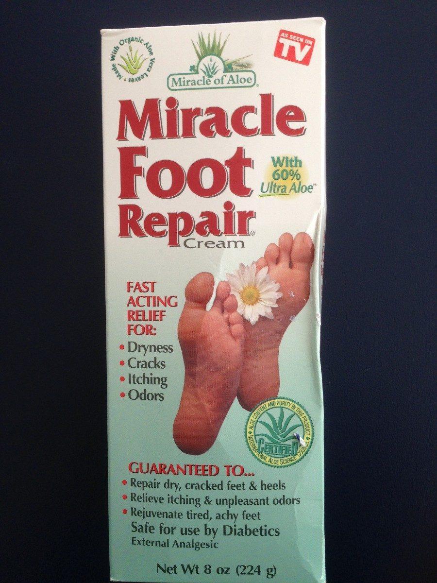 Best treatment for dry feet