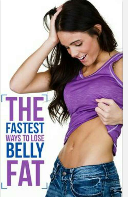 The Fastest Way To Lose Belly Fat!!!!