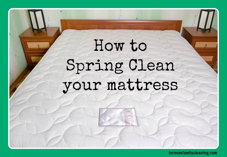 Easy Way To Clean A Mattress