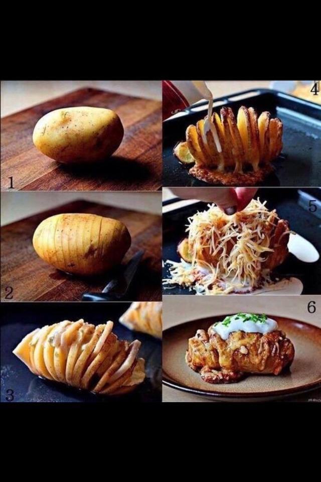 Unique Loaded Potatoes | Trusper