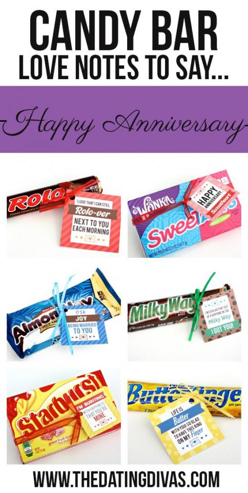 Clever Candy Sayings For {almost} Every Occasion!   Trusper