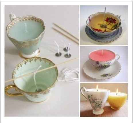 Creative Ways To Make Candles.