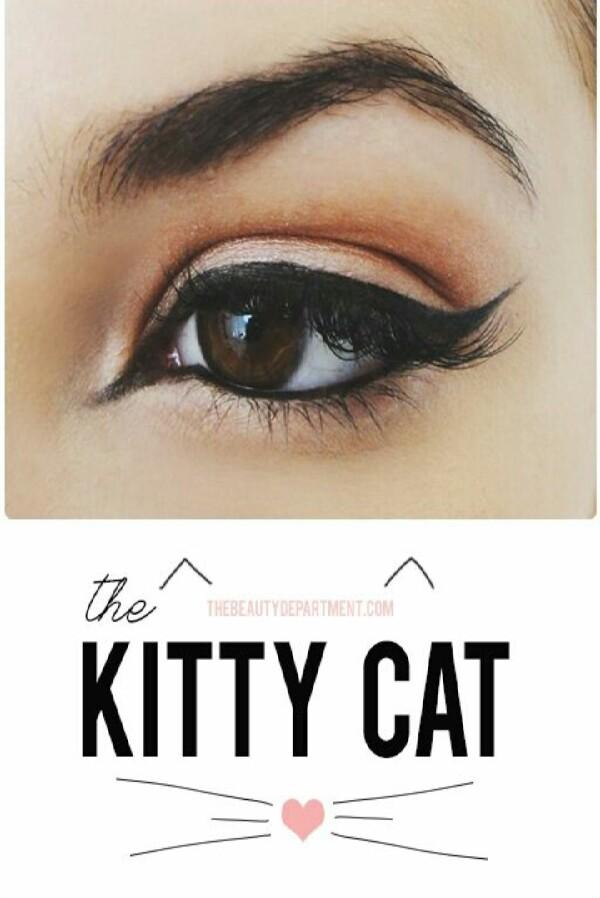 The Kitty Cat Eyeliner!!!