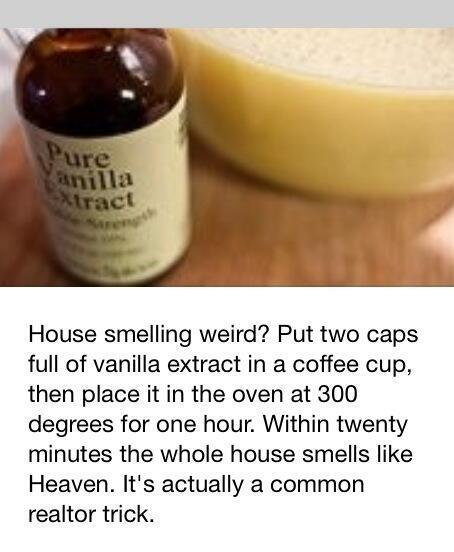 Makes your house smell better trusper for What makes house smell good