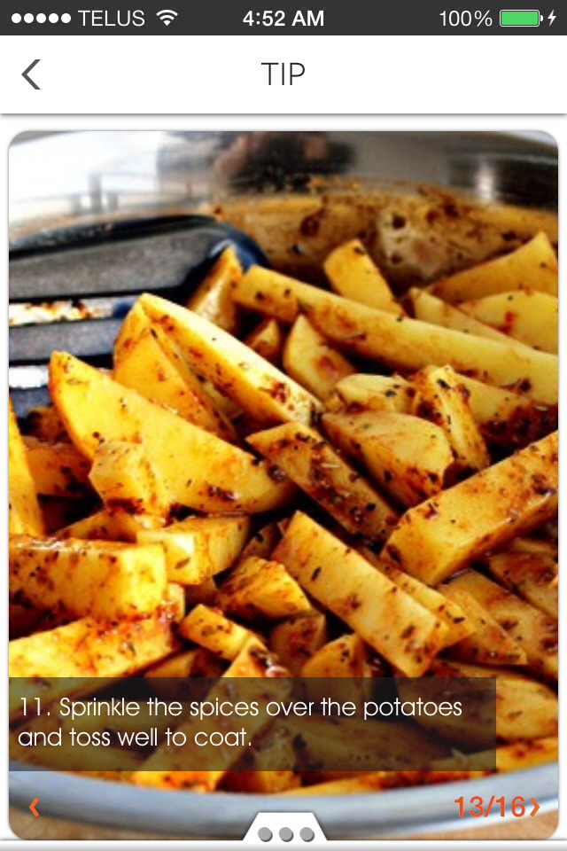 how to make fries with the works