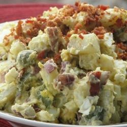 Red Skinned Potato Salad!!