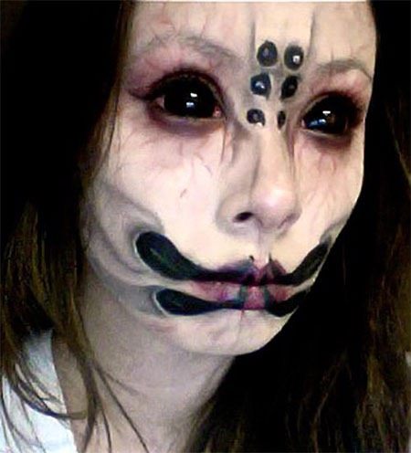15 Cool Halloween Makeup Ideas! Trusper - Cool Makeup Ideas