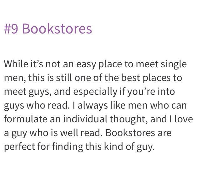 meet single guys