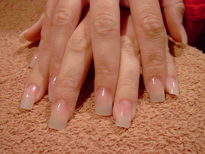 how to make your nails dry