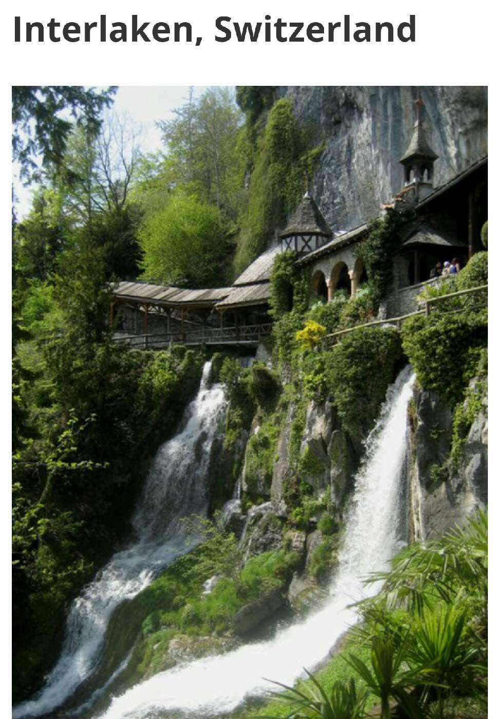 Places To Visit Around The World Trusper