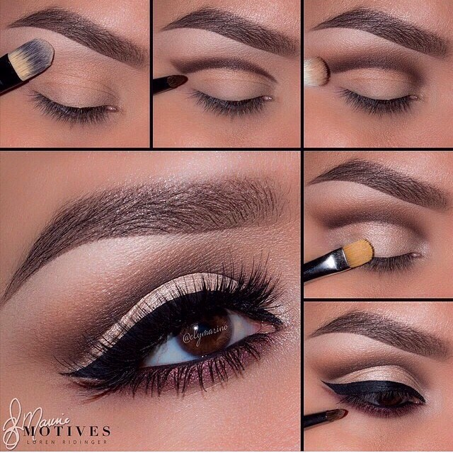 10 Makeup Looks You Need To Try..........……. Leave A Like😘😘👍👍