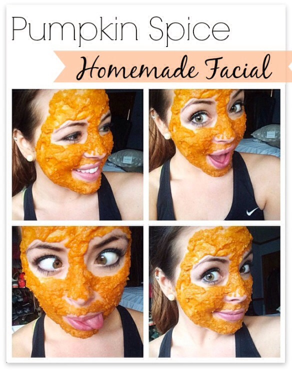 🌟✨Pumkin Spice Homemade Facial✨🌟