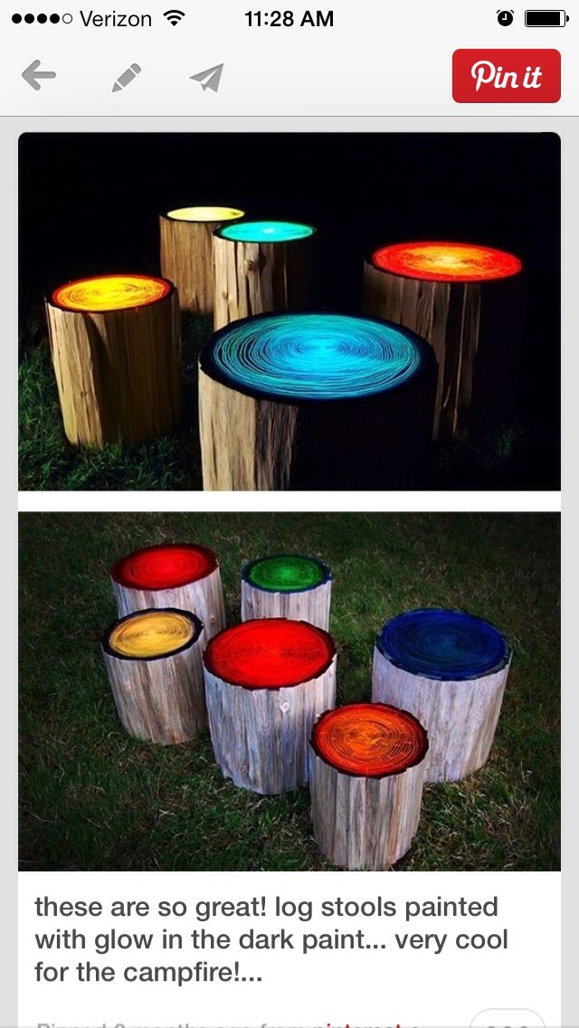 Outdoor Glow In The Dark Paint Walmart Glo It Glow In The