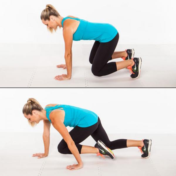Shrink Your Muffin Top With These Moves Trusper