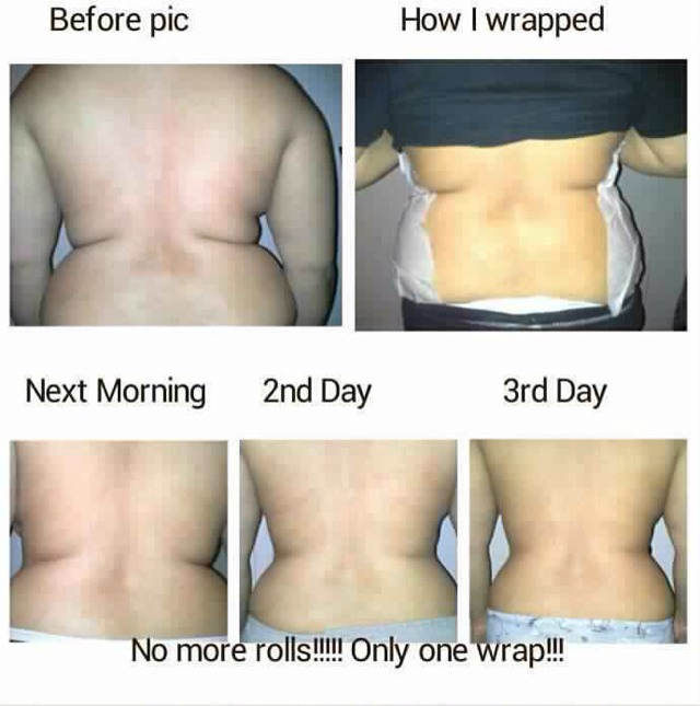 Get Your Skinny Wraps Tighten And Tone In 45 Minutes